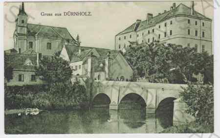 Drnholec / Gruss aus Dürnholz