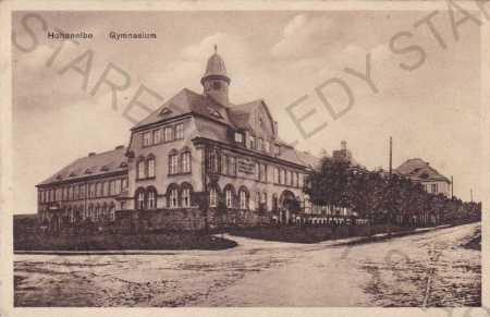 Vrchlabí (Hohenelbe), gymnázium