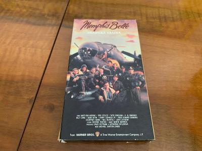 Memfiská kráska, VHS