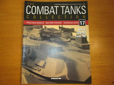 The Combat Tanks Collection DeAgositni #17 AMX-30 501st RCC France