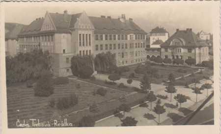 Česká Třebová - reálka