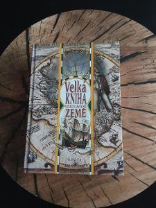 Velká kniha objevování Země, kniha