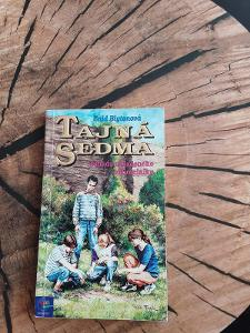 Tajná sedma2. - Záhada ukradnutého náhrdelníku, kniha