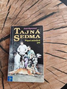 Tajná sedma5. - Případ zmizelých psů, kniha