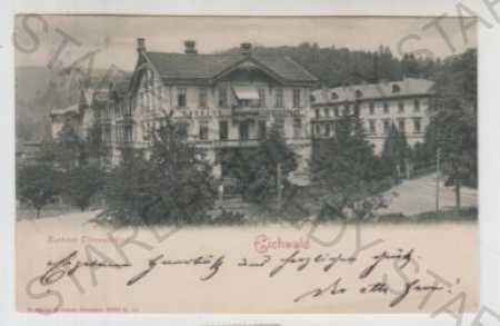 Teplice, Dubí (Eichwald), Lázně, DA