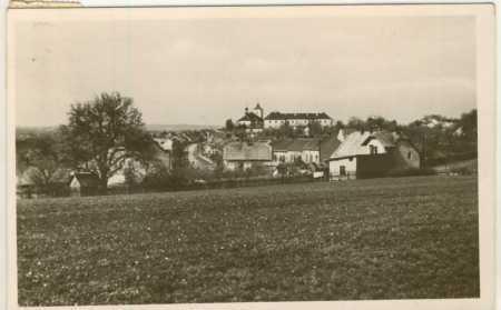 Vysoké Veselí (Hochwesseln) - celkový pohled