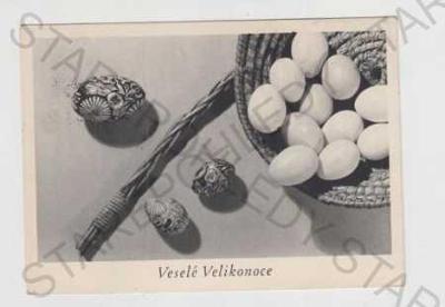 Velikonoce, vejce, kraslice, pomlázka
