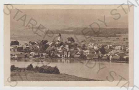 Všeruby (Domažlice), Šumava, celkový pohled