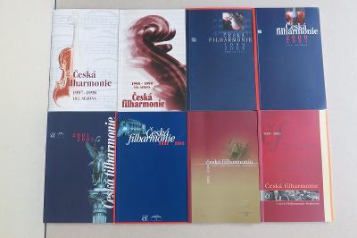 Česká filharmonie - 8x program sezóny