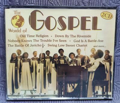 2 CD - Gospel  (1996) , CD V PĚKNÉM STAVU
