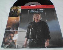 CHRIS NORMAN-MIDNIGHT LADY-SP-1986. - Hudba