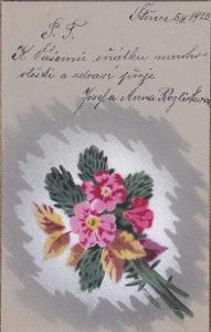 BAREVNÁ KYTIČKA - 118-SQ60