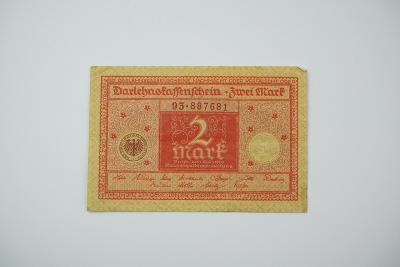 2 Mark 1920 s. 93 červená