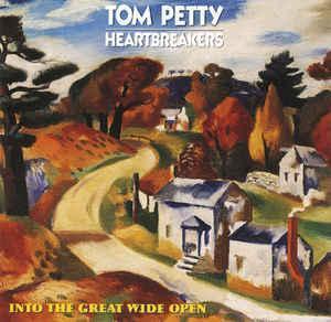 TOM PETTY + HEARTBREAKERS -  Into The Great Wide Open  CD 1991