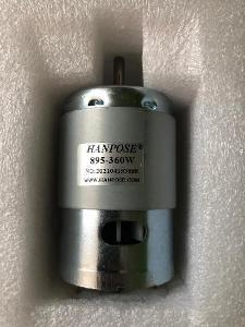 DC Motor 24V 360W s hřídelí