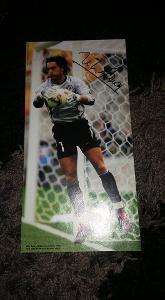 Foto (obrázek časopis) Vítor Baia (Portugalsko) s podpisem - fotbal