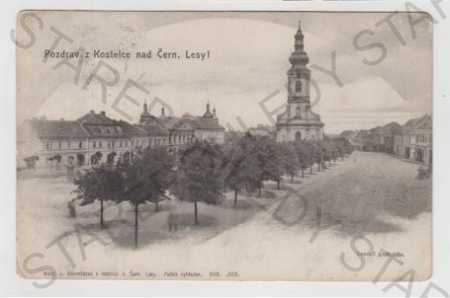 Kostelec nad Černými lesy (Praha - východ), náměst