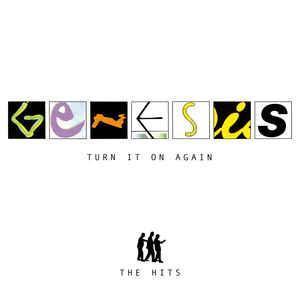 GENESIS - Turn It On Again (The Hits) - CD 1999