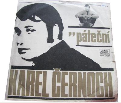 """1. LP Karel Černoch  """"páteční"""" r. 1968"""
