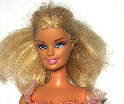 Panenka Barbie 1998 Mattel  20416-36-41
