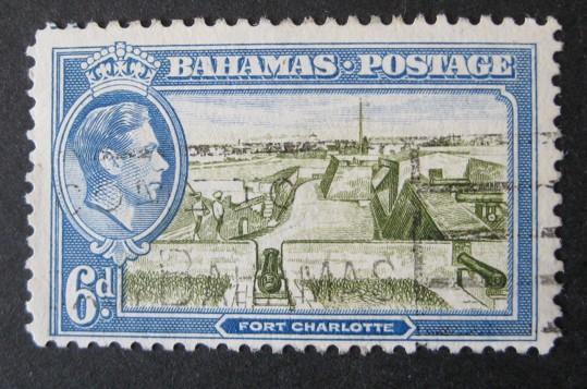Bahamy - Filatelie