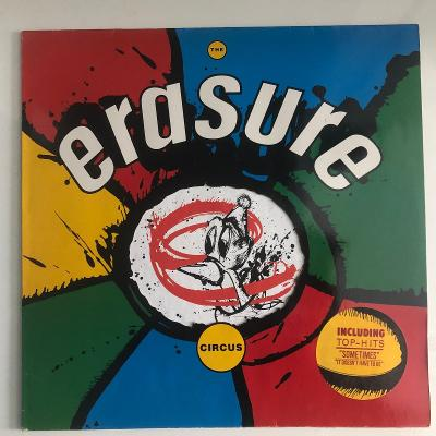 Erasure – The Circus - LP vinyl
