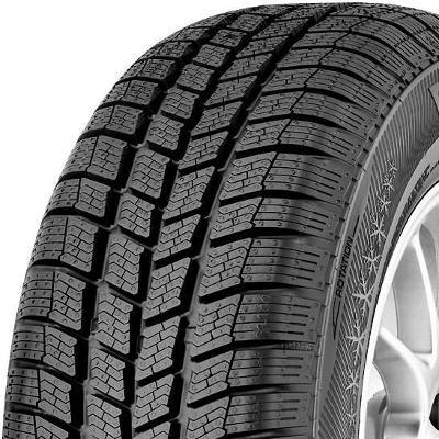 4 KUSY - Barum Polaris 3 225/55 R17 101V XL - zimní pneu vzorek 6,7 mm