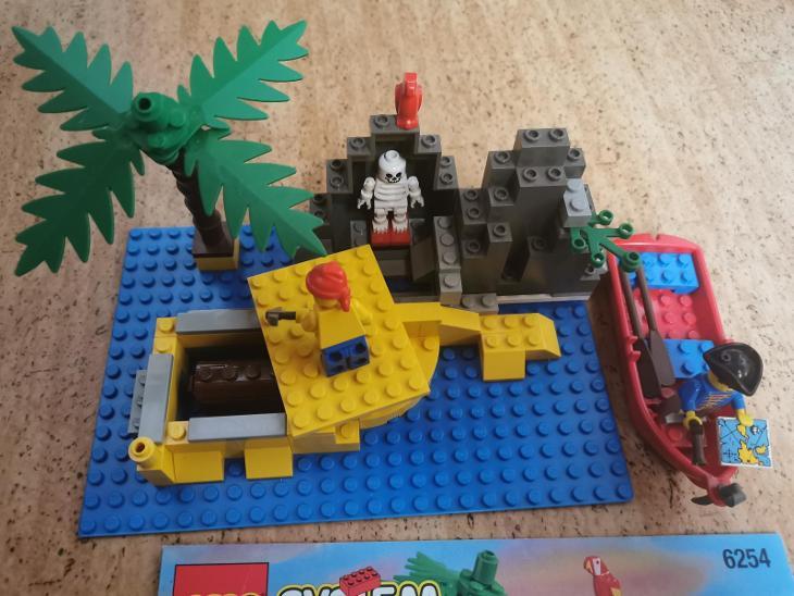 Lego Piráti 6254 - Hračky
