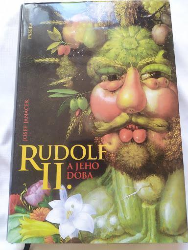 Josef Janáček - Rudolf II. A jeho doba