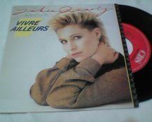 JAKIE QUARTZ-VIVRE AILLEURS-SP-1986. - Hudba