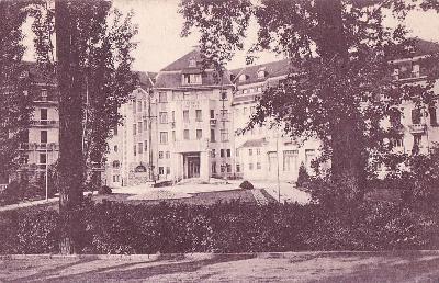SLOVENSKO - PÍEŠŤANY - THERMIA PALACE - 2-MG38
