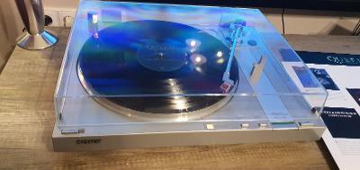 Gramofon SONY LX3 Servo Lock repeat Japan 80'