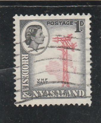 Rhodésie a Nyasaland - na doplnění - ostatní