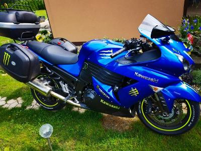 Kawasaki ZZR 1400 ABS 17000km!!!