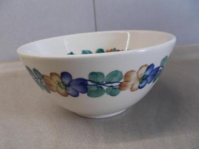 Polévková mísa, miska, polský porcelán, perfektní stav, značená