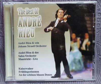 CD - André Rieu  ,  CD V PĚKNÉM STAVU