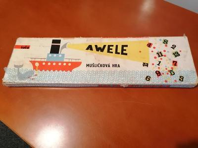 Stará hra -  TOFA - Awele