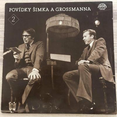 Miloslav Šimek – Povídky Šimka A Grossmanna (2)