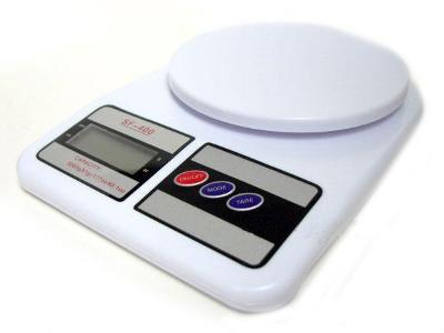 Digitální kuchyňská váha moderní do 10 kg 594A
