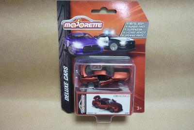 Ford Mustang GT  Majorette  1/64