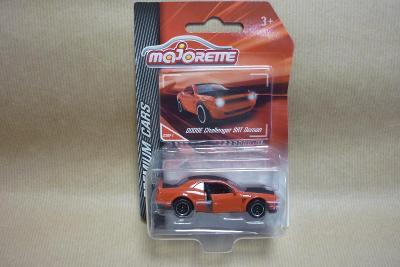 Dodge  Challenger SRT  Majorette  1/64