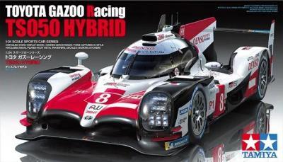 Tamiya 1/24 TOYOTA GAZOO Racing TS050 HYBRID.