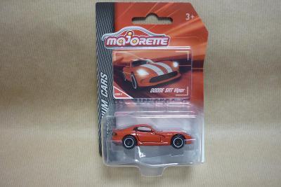 Dodge SRT Viper  Majorette  1/64