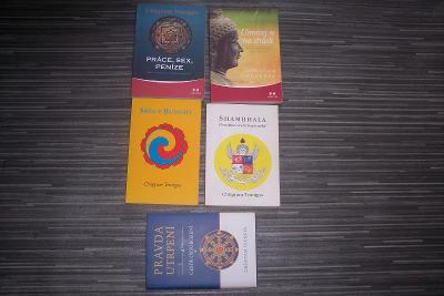 Buddhismus - Trungpa rinpočhe