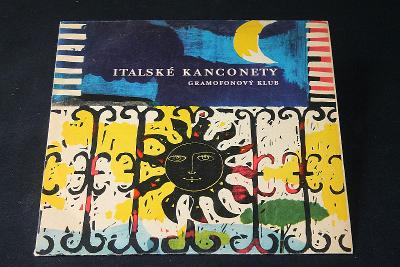 LP - Italské Kanconety   (d30)