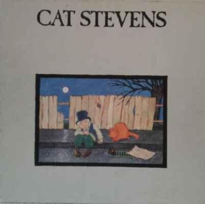 LP Cat Stevens - Teaser And The Firecat, 1971