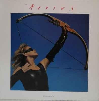 LP The Arrows - Stand Back, 1984 EX