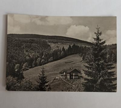 Krkonoše Pec pod Sněžkou 1964