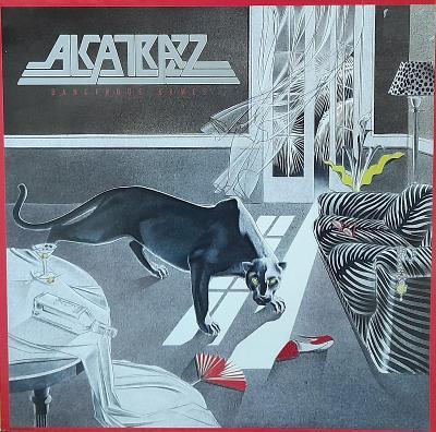 LP ALCATRAZZ-DANGEROUS GAMES