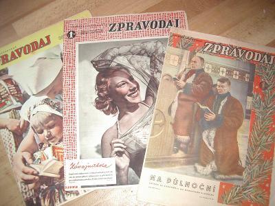časopisy ZPRAVODAJ 1941-zpravy z fronty,Hitler,waffen ss aj./2/!!!!!